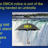 Ellen Seidler's view of the DMCA and its effectiveness in protecting content creators from copyright infringement and piracy.